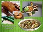 Shredded Braised Duck Salad