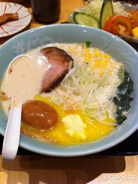 Deluxe Hakodate Ramen