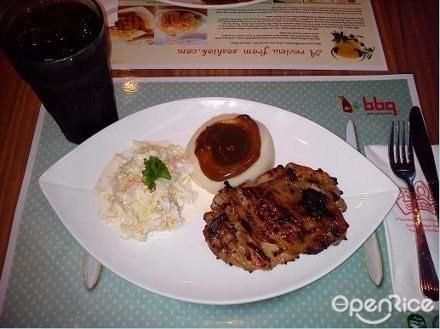 Halal Korean Pan Fried & Char Grilled Yummerz