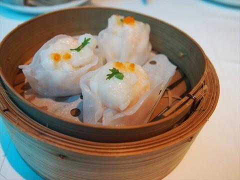 Steamed Scallop Dumpling
