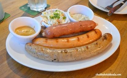 The Sausage Platter