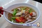 Fish Meat Mee Sua - $6