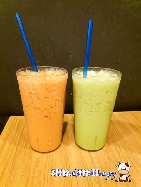 Thai Iced Tea & Thai Ice Green Tea - $3 Each